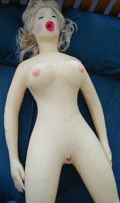 Latex Lady is made of Latex which makes her softer and more realistic than the other dolls.